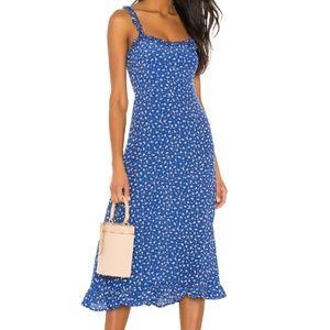 Faithfull the Brand -Noemie Midi Dress